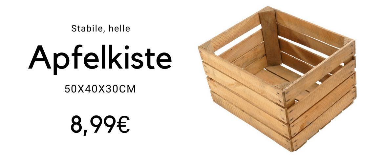 Standardmaße Holzkiste