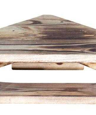Palettenholzregal
