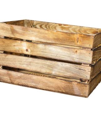 Geflammte Kisten